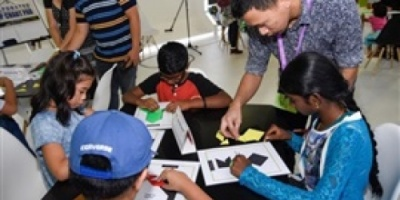 مهرجان الشارقة القرائي يعزز التفكير الإبداعي لدى الأطفال