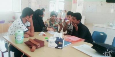 مؤسسة رموز للصم بعدن تستعد للاحتفال بأسبوع الأصم العربي 43