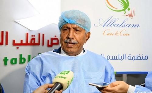 وزير الصحة اليمني يشيد بالكادر الطبي لمنظمة البلسم الدولية