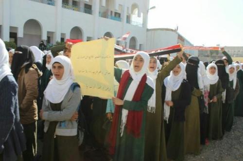 شرارة ثورية لانتفاضة ثانية في صنعاء