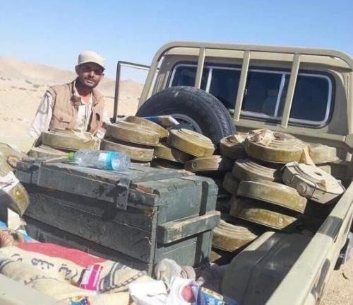 الجوف .. مقتل مسؤول زراعة الألغام مليشيا الحوثي