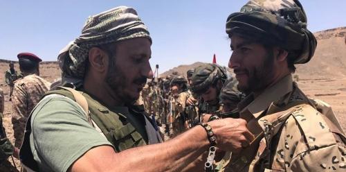 قوات طارق صالح تقتل عشرات الحوثيين في مواجهات غرب تعز