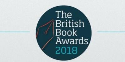 جوائز الكتاب البريطاني 2018 تبحث عن أفضل ناشر ولأول مرة جائزة للكتاب المسموع