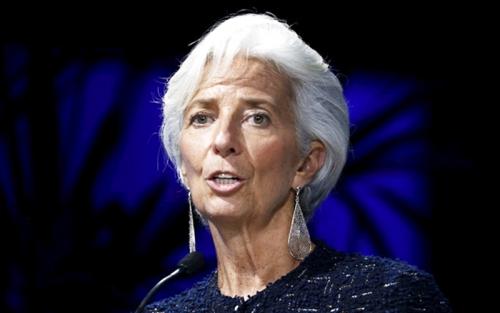 صندوق النقد يقترح منصة حوار لتفادي حرب تجارية