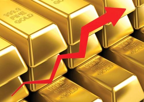 الذهب يرتفع للجلسة الخامسة