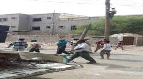 السلطات المحلية بمديرية دار سعد تنفذ حملة لمحاربة الربط العشوائي للكهرباء