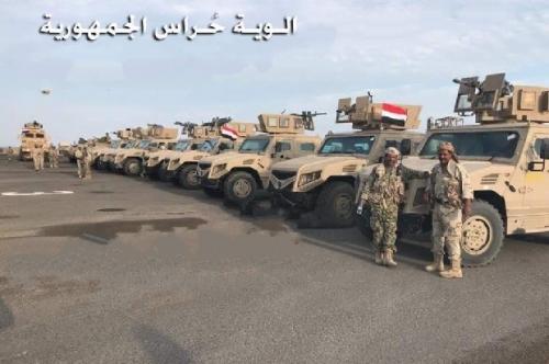 قوات طارق صالح تسيطر على موقع الخزان بالمخا وسقوط قتلى وجرحى حوثيين