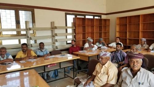 الصندوق الإجتماعي للتنمية يدشن الورشة التعريفية بآلية التمكين المجتمعي في الملاح ..