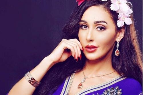 وفاة الفنانة المغربية الشابة وئام الدحماني بأزمة قلبية في دبي