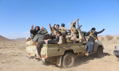 مقتل قائد الحوثيين في جبهة علب بصعدة والعشرات من عناصره في مواجهات مع الجيش الوطني  في مديرية باقم