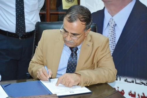 جامعة عدن والمؤسسة المحلية للنقل البري توقعان اتفاقية تعاون مشتركة