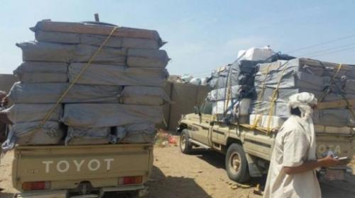 قوات الأمن تضبط شحنات تهريب في لحج متجهة إلى عدن