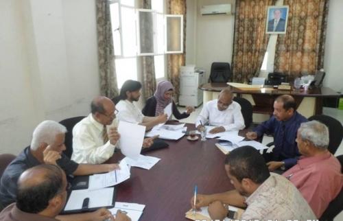 مجلس كلية العلوم الإدارية عدن يعقد اجتماعه الدوري لشهر أبريل
