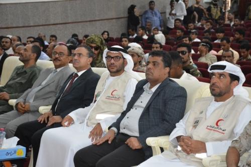 شؤون الطلاب بجامعة عدن تكرم الفائزين في المسابقات الرياضية والثقافية