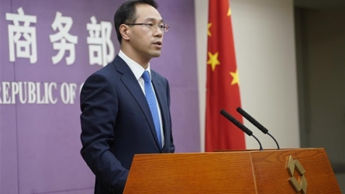 الصين تحذر الولايات المتحدة من توتر العلاقات الإقتصادية