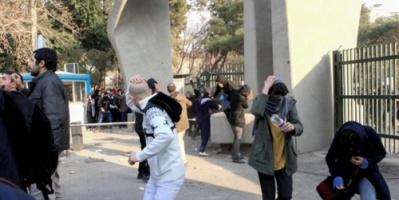إضرابات واحتجاجات واسعة تضرب مدن إيرانية من جديد