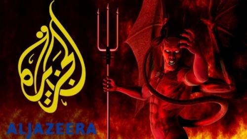 """قناة الجزيرة تروج لتنظيم """"داعش"""" الإرهابي في العراق"""
