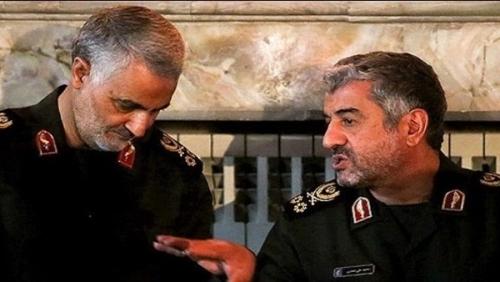 أنباء عن إقالة قاسم سليماني بسبب خلافات مع الحرس الثوري