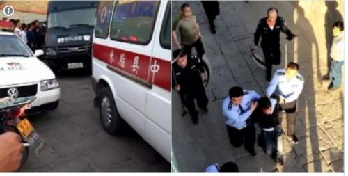 مقتل 7 تلاميذ وإصابة 12 طعنا في الصين
