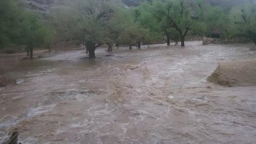 الأرصاد يحذر سكان اربع محافظات يمنية من امطار رعدية