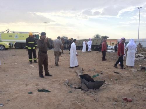 استشهاد مواطن سعودي بشظايا مقذوفات ميليشيا الحوثي في جازان