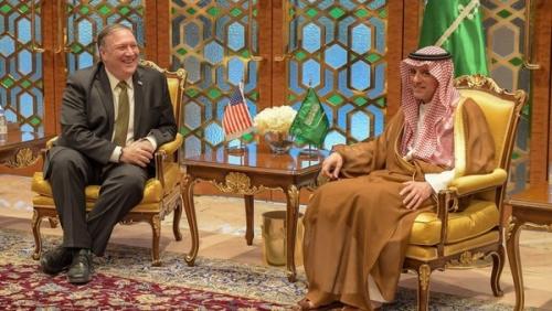 أميركا: نعمل مع السعودية كشريك قوي يقود الاستقرار بالمنطقة