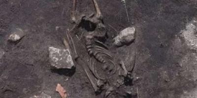 صور.. اكتشاف مجزرة رهيبة مجهولة عمرها 1500 سنة بالسويد