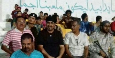 الرئيس عيدروس الزبيدي يتفقد التحضيرات الخاصة باحتفالات 4 مايو التاريخي