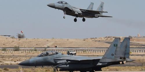 مقاتلات التحالف العربي تحصد قيادات حوثية بارزة شمال اليمن