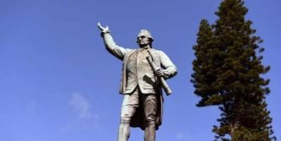 """نصب تذكاري جديد لـ"""" مكتشف أستراليا """""""