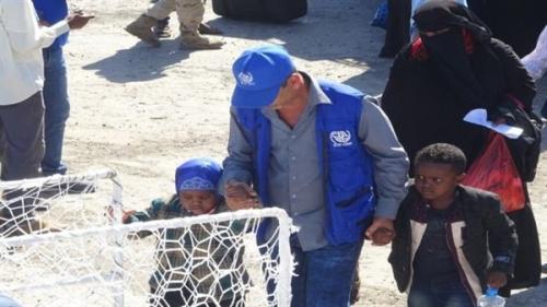الهجرة الدولية تعلن إجلاء 76 إثيوبياً من اليمن