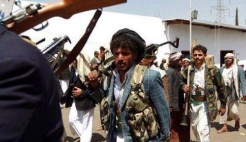 الحوثيون يقتحمون مقهى في صنعاء ويعتدون على رواده..