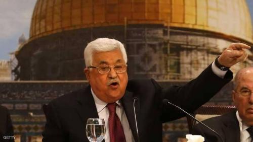 """عباس يتحدث عن """"خطوات صعبة"""" بوجه أميركا وإسرائيل"""