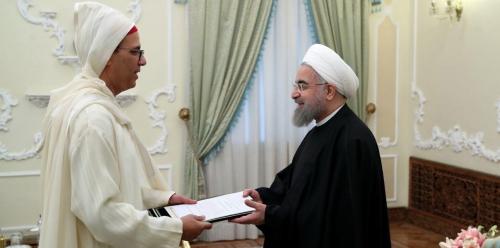 """علاقات المغرب وإيران.. لا يمنع حذرٌ من """"غدر"""""""