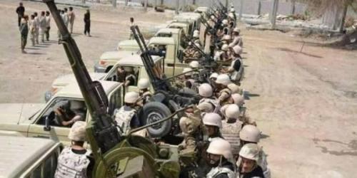 """ألوية """"طارق صالح """" تطهر مواقع استراتيجية غربي تعز"""