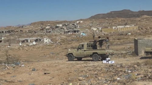 الجيش يواصل التقدم ويسيطر على مواقع جديدة بصعدة