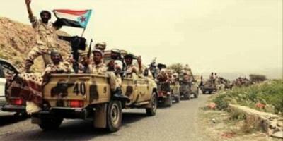 بدعم وإسناد قوات التحالف.. القوات الجنوبية تسيطر على جبال استراتيجية بجبهة الساحل الغربي