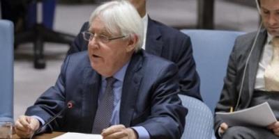 المبعوث الأممي إلى اليمن يلتقي مسؤولًا حوثيًا بمسقط