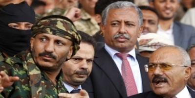 """صحيفة لندنية تكشف مشاهد ومنعطفات لعلاقة """"صالح"""" بالانقلاب الحوثي.. وانتفاضته ونجل شقيقه ضد """"الجماعة"""""""