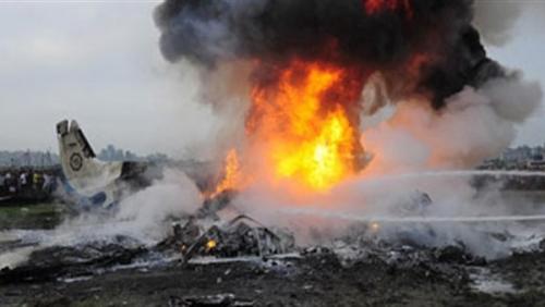 مقتل ركاب طائرة عسكرية أمريكية تحطمت في ولاية جورجيا