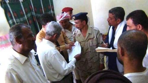 الافراج على عدد من السجناء الذين تجاوزت مدتهم ثلاثة ارباع المدة بسجن سيئون المركزي