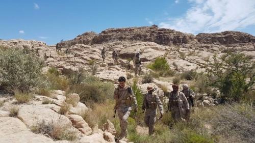 تحرير مواقع استراتيجية بجبهة الساحل الغربي