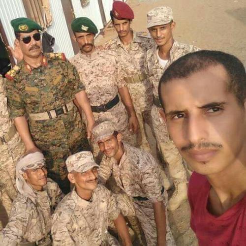 قائد لواء مكافحة الاٍرهاب العميد عادل المصعبي يجدد ولاءه للجنوب وللمجلس الانتقالي