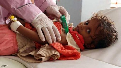 تحذير دولي من تفشي الكوليرا مجددا في اليمن
