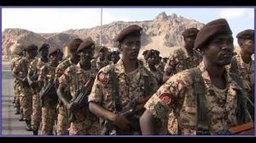 ضابط سوداني كبير بالتحالف: قواتنا باقية في اليمن حتى تحقيق أهدافها