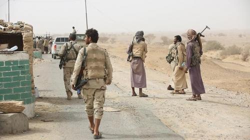 الجيش الوطني يُحرير مواقع جديدة في البيضاء
