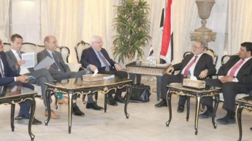تصلب موقف الحوثي يؤجل زيارة غريفيث إلى صنعاء