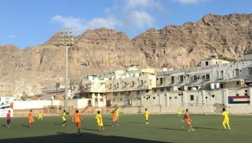فوز التواهي والشيخ عثمان في افتتاح بطولة الذكرى الأولى لتأسيس المجلس الانتقالي  الجنوبي