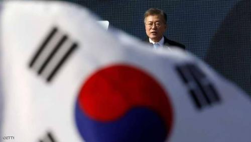 قبل القمة مع كيم.. ترامب يستقبل نظيره الكوري الجنوبي