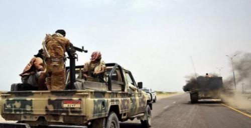 مقتل 10 من ميليشيات الحوثى فى صعدة